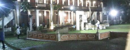 Gedung Arsip Nasional is one of Enjoy Jakarta 2012 #4sqCities.