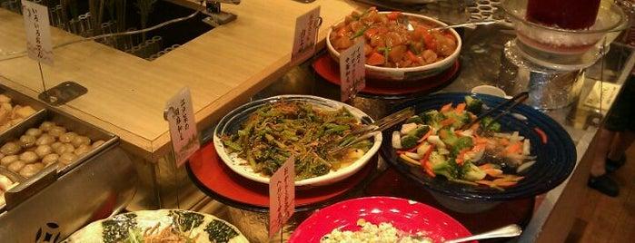 柿安 三尺三寸箸 イオンレイクタウン店 is one of 食べ放題.