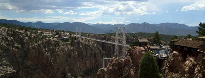 Royal Gorge Bridge & Park is one of Flying High in Colorado.