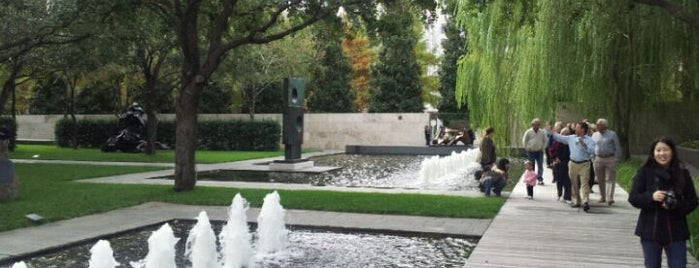 Nasher Sculpture Center is one of Dallas Bucket List.