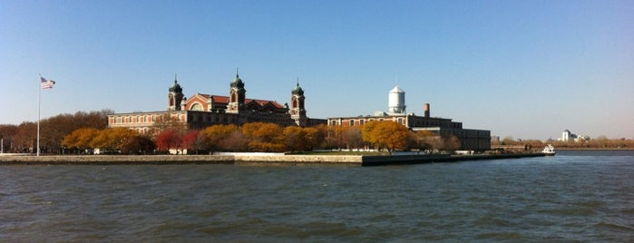 Ellis Island is one of Weekend to do's.