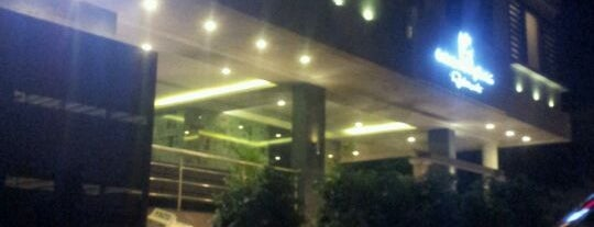 Eden Park - The Lounge is one of Bangalore - 'Nightlife'.