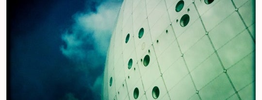 Ericsson Globe is one of Best Live Music Venues.