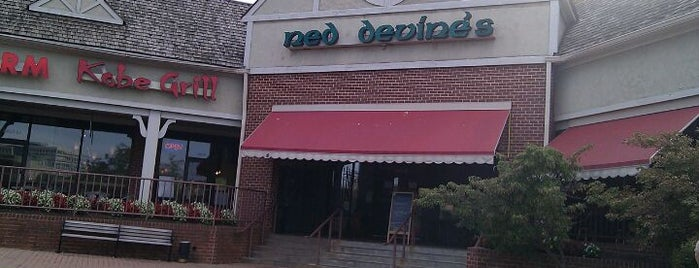 Ned Devine's Irish Pub & Sports Bar is one of Local Redskins Rally Bars.