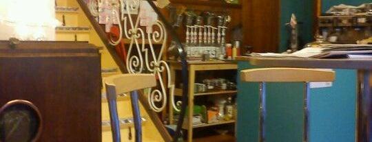 De Dikke Kat is one of Coffeebars Antwerpen.