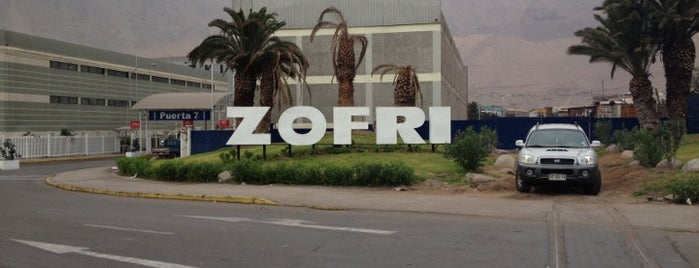 Mall Zofri is one of Top 10 favorites places in Iquique, Chile.