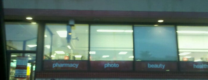 CVS/pharmacy is one of Usual Haunts.