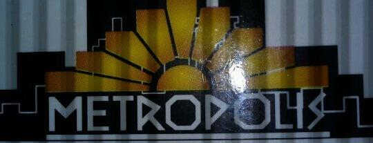 Bar Metrópolis is one of Bons Drink in Sampa.