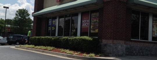 Wendy's is one of Must-visit Fast Food Restaurants in Dacula.