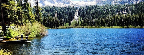 Twin Lakes is one of Places from the reporting trail.