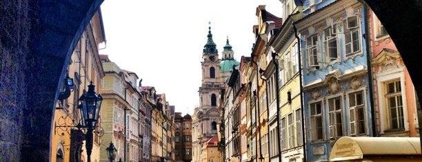 Malá Strana is one of 36 hours in... Prague.