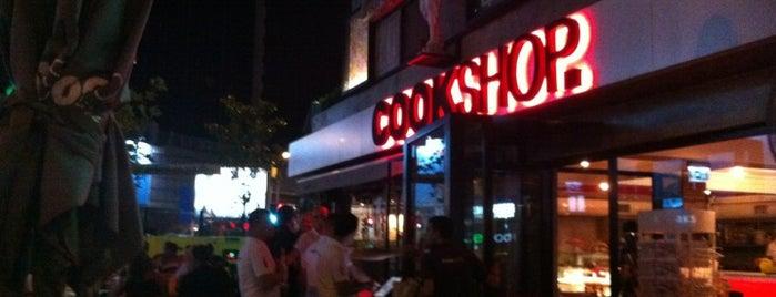 Cookshop is one of Best Food, Beverage & Dessert in İstanbul.