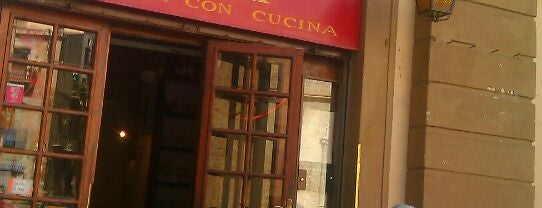 Osteria dei Vespri is one of Slow Food Sicilia.