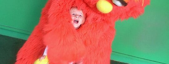 Sesame Place is one of Must-See Spots in Bucks County, PA! #visitUS.