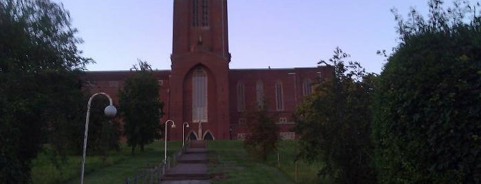 Guildford Cathedral is one of Guildford #4sqCities.