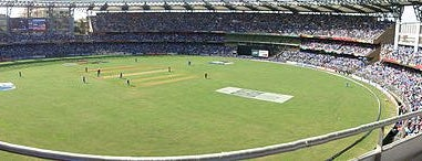Wankhede Stadium is one of city of dreams.
