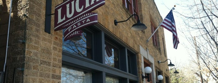 Lucia is one of Top picks for Italian Restaurants.