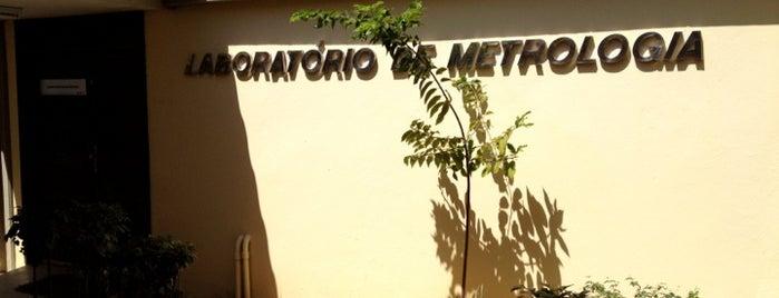Laboratório de Metrologia is one of UFRN.