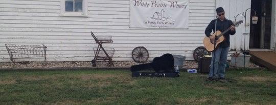 Wilde Prairie Winery is one of South Dakota Winery & Vinyards.