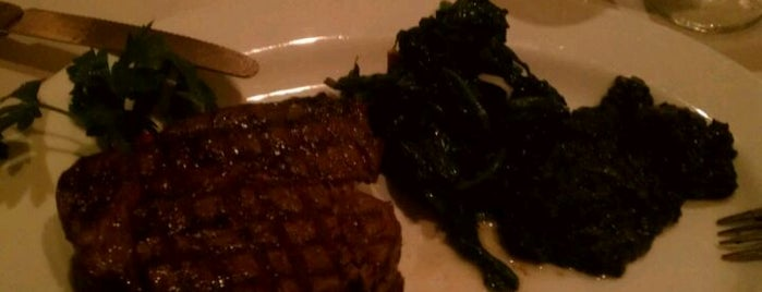 Ben & Jack's Steak House is one of test.