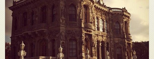 Küçüksu Kasrı is one of İstanbul'daki Müzeler (Museums of Istanbul).
