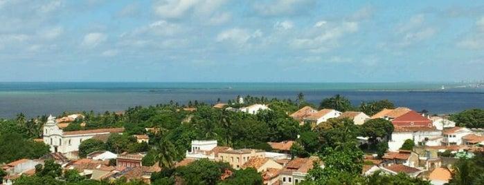 Alto da Sé is one of Turistando em Pernambuco/Tourism in Pernambuco.