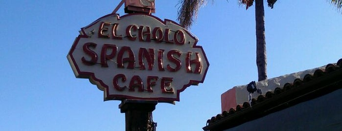 El Cholo Restaurant is one of LA's To do list.