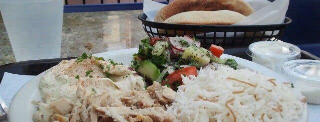 Lebanese Taverna Café is one of Top 10 dinner spots in Silver Spring, MD.