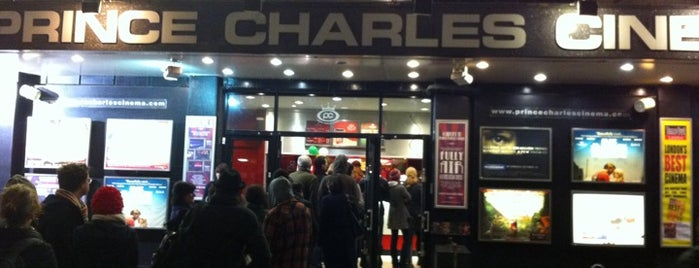 Prince Charles Cinema is one of Must-visit Movie Theaters in London.