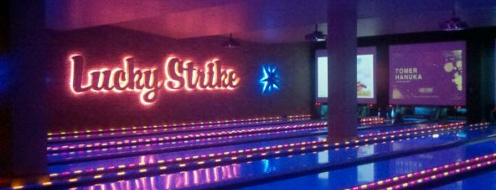 Lucky Strike New York is one of Bowling Venue.