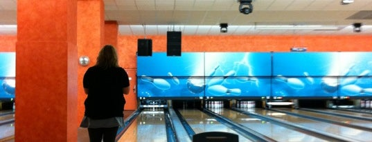 Lago Bowling-Center is one of BlagosPlaces.