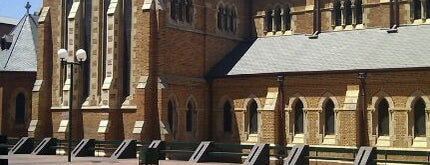 St George's Cathedral is one of Best of Perth, Western Australia #4sqCities.
