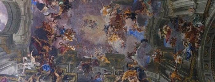 Chiesa di Sant'Ignazio di Loyola is one of l'amore [a Roma] dice ciao.