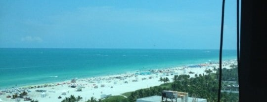 The Setai Miami Beach is one of my b.a..