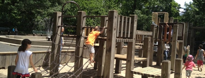 Central Park - Diana Ross Playground is one of Best Spots for Kids - NYC.