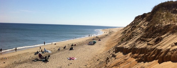 Marconi Beach is one of a local's guide to Cape Cod.