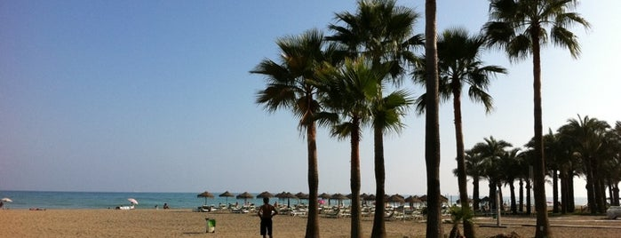 Playamar is one of Andalucia.