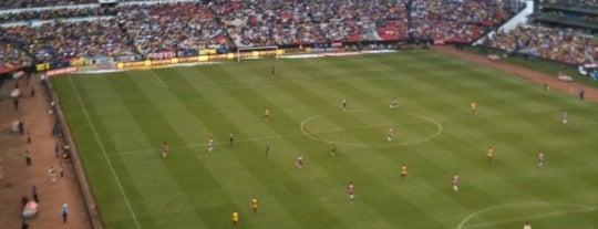 Estadio Azteca is one of Mis lugares en México DF.