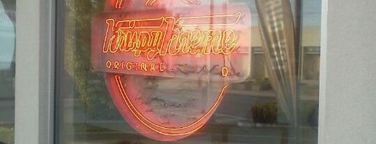 Krispy Kreme Doughnuts is one of Atlanta 24-Hour Restaurants.