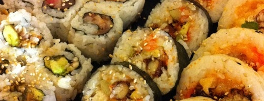 Oishii Japanese Restaurant & Sushi Bar is one of My Houston Spots.