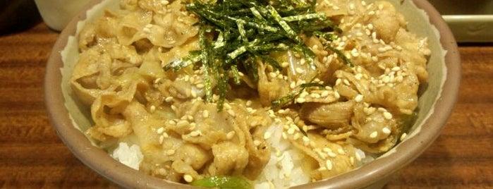 丼達 丼の達人 水道橋店 is one of テラめし倶楽部 その1.
