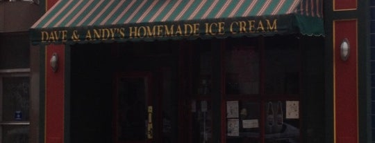 Dave and Andy's Ice Cream is one of PittsburghLove.
