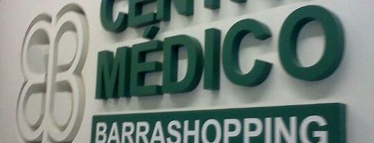 Centro Médico BarraShopping is one of BarraShopping.