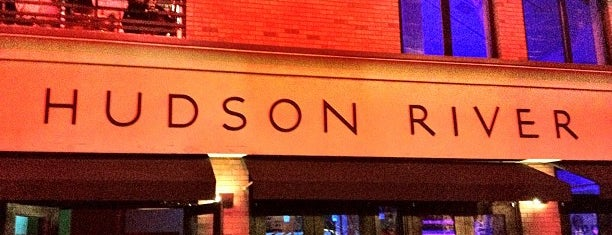 The Hudson River Cafe is one of ny2.