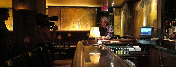 Bemelmans Bar is one of Literary Bars in Manhattan.