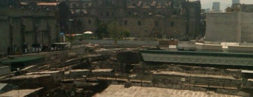 Museo del Templo Mayor is one of Mis lugares en México DF.