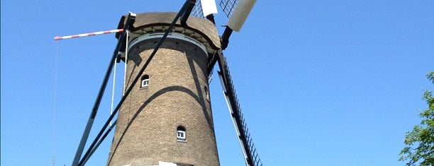 Molen van Piet is one of Dutch Mills - North 1/2.