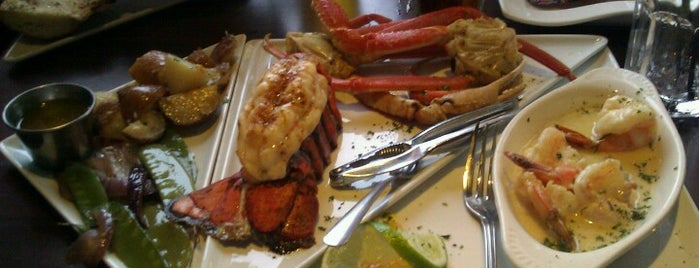 Seaside Grill is one of Places to try.
