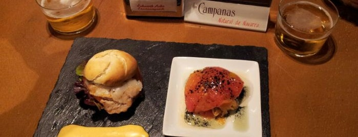 La Cocina Vasca is one of De pinchos por Pamplona.