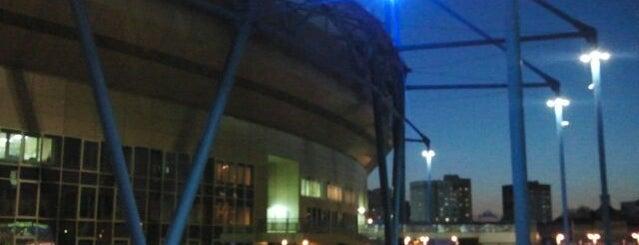 Metalist Stadium is one of Best Stadiums.